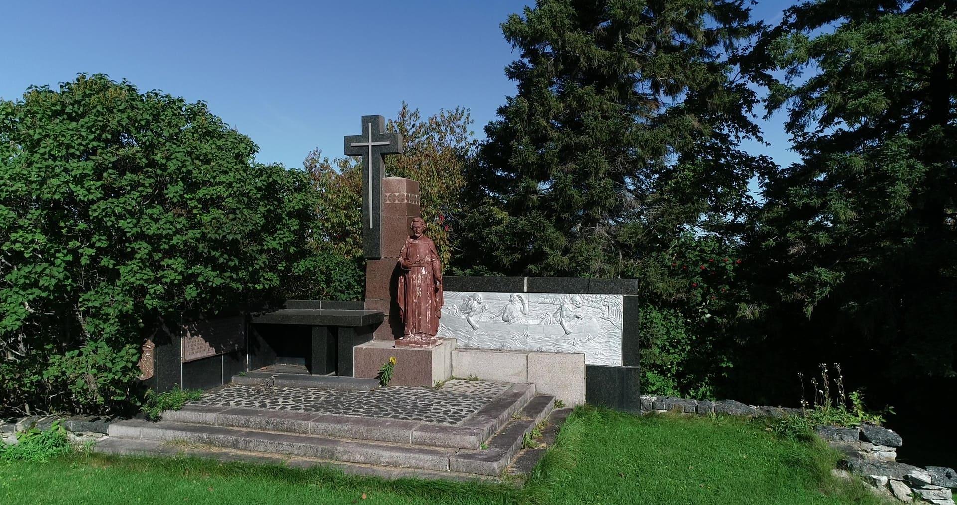 Jean de Quen(1602-1659) : Le Premier Européen au Saguenay-Lac-Saint-Jean